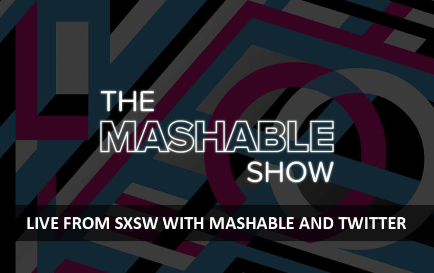 LiveU Case Study : The Mashable Show Live from SXSW and Twitter