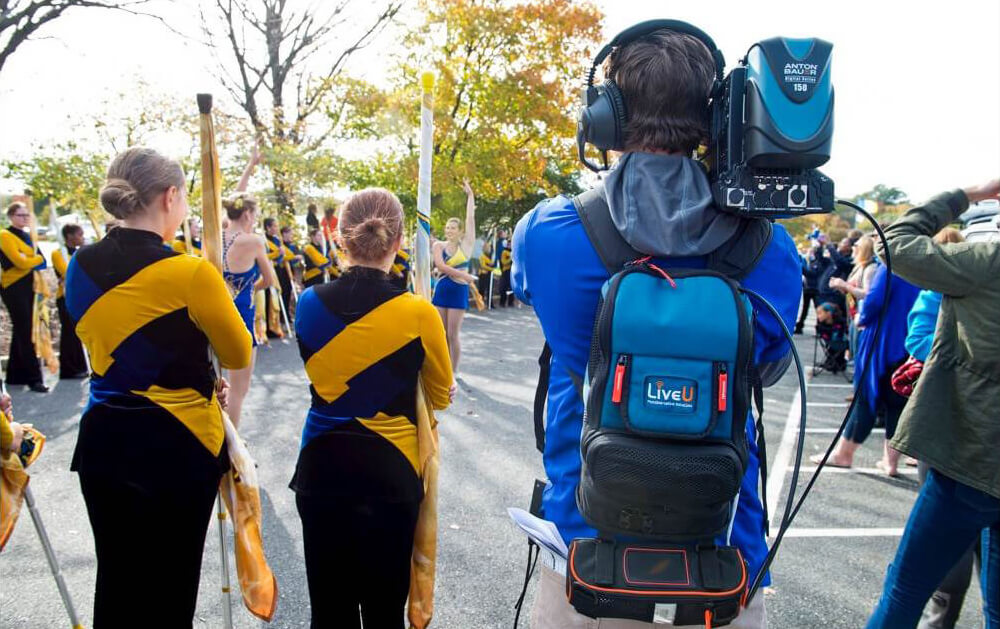 LiveU Case Study : University of Delaware