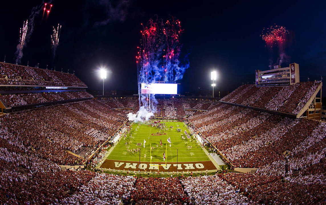 LiveU Case Study : University of Oklahoma Sports Programs